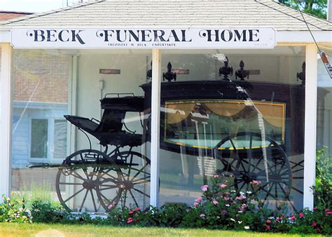 beck funeral home flickr photo