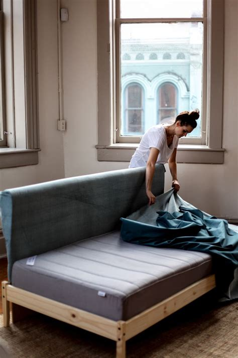 twin bed sofa diy diy ikea hacks 5 easy steps to make your own ikea couch