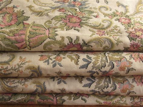 Vintage Upholstery Fabric Uk by Tapestry Fabric Vintage Floral By Decor