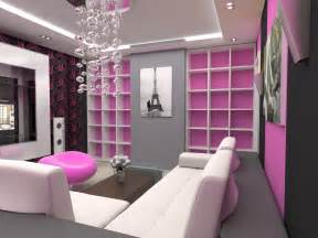 nice Tumblr Room Ideas For Small Rooms #5: amazing-pink-living-room-design-ideas-pink-living-room.jpg