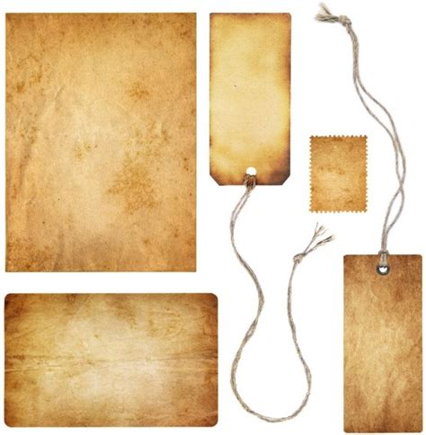 Label Paper - nostalgia kraft paper label paper 03 hd picture free stock