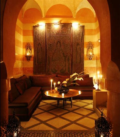 moroccan decorating style the cave