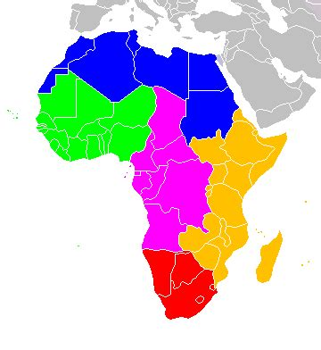 united nations geoscheme for africa wikipedia