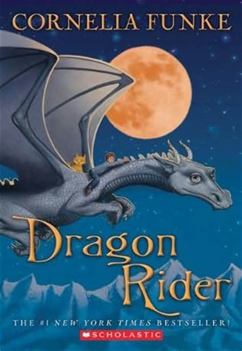 dragons and books rider by cornelia funke
