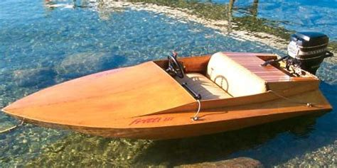 how to make a mini wooden boat tnt speed boat plans pic423a