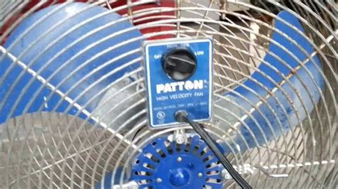 air circulator vs fan patton air circulator industrial heavy duty youtube
