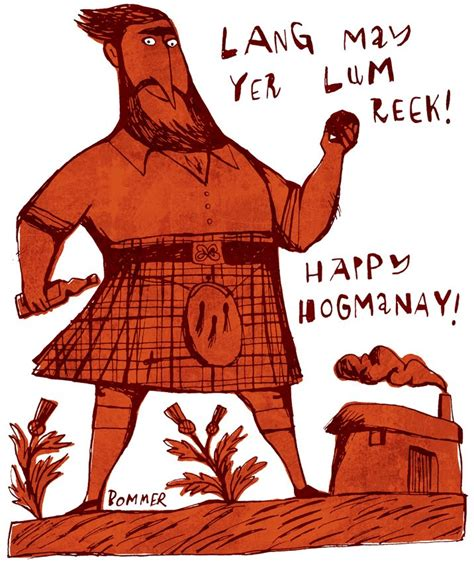 scottish for happy new year happy hogmanay welcome 2014 allan brown