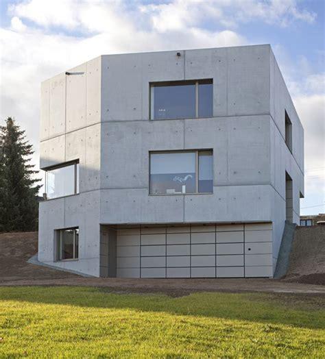 concrete home designs minimalist in germany modern house designs concrete home designs minimalist in germany modern