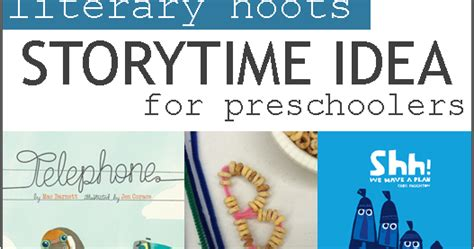storytime themes for march literary hoots birds storytime