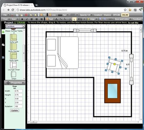 Autodesk Home Styler navrhn te si byt on line je to zadarmo a bez instalace