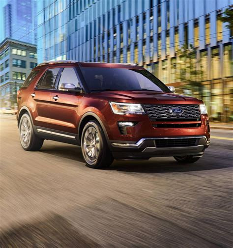 New 2018 Ford Explorer by 2018 Ford Explorer New Design Hd Image Car Preview And