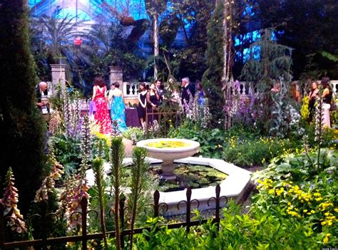 New York Botanical Garden Classes New York Botanical Garden Conservatory 2013 An Evening In Padua S Renaissance Garden