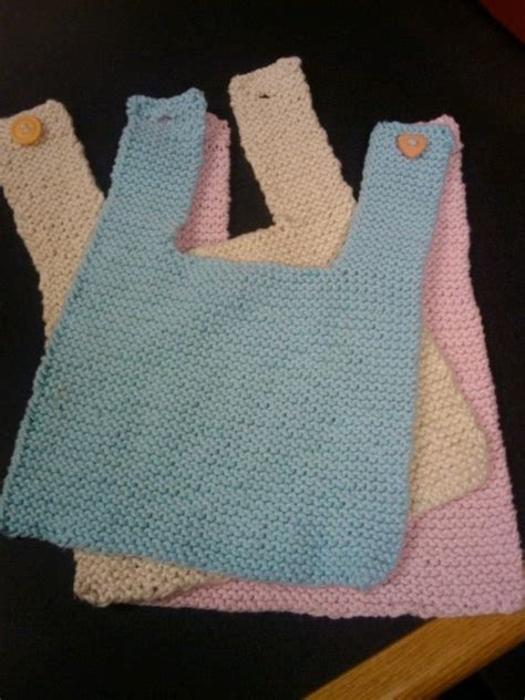 free knitted baby bib patterns 63 best images about baby bibs crochet knit on