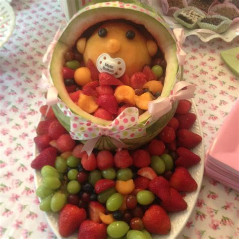 Baby Shower Watermelon Basket by Watermelon Fruit Basket Shower Ideas Baby And Wedding