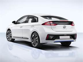 Hyundai Blue Link Pricing New 2017 Hyundai Ioniq Hybrid Price Photos Reviews