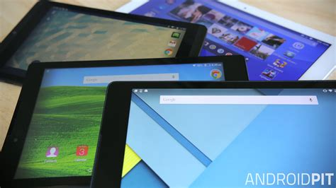 best for android tablet best android tablets of 2016 androidpit