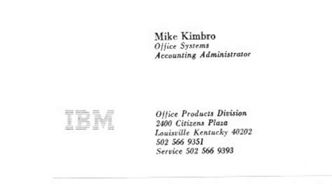 resume  michael  kimbro  louisville kentucky