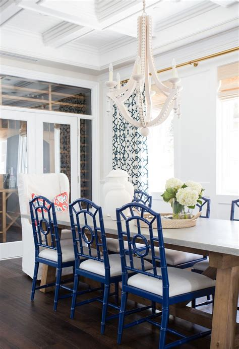 blue dining room chair best 25 navy dining rooms ideas on dinning