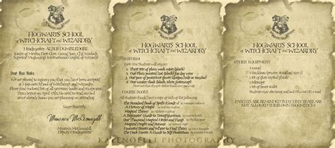 Hogwarts Acceptance Letter Buy This That And Everyday Adventure Speech Drama And The Adventures Of Hogwarts