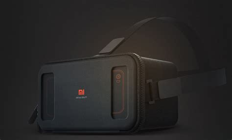 Vr Mi Xiaomi S Vr Headset Is Now Official In China Android Central