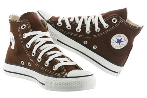 New Converse Chuck All Box converse all chuck hi top chocolate brown
