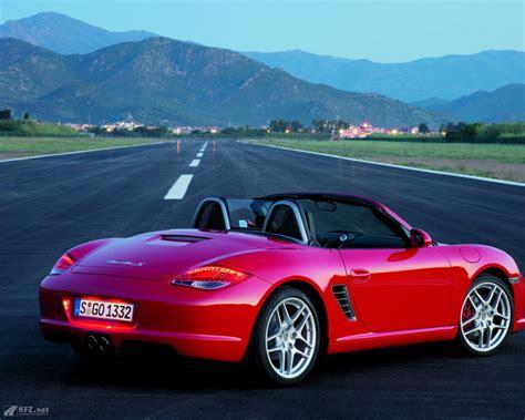 Porsche Boxster Bilder by Porsche Boxster Bilder Der Kleine Porsche