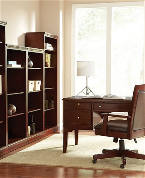 Home Office Desk Macy S Grandview Home Office Furniture Furniture Macy S