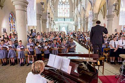 generous gift a musical treat brisbane catholic education