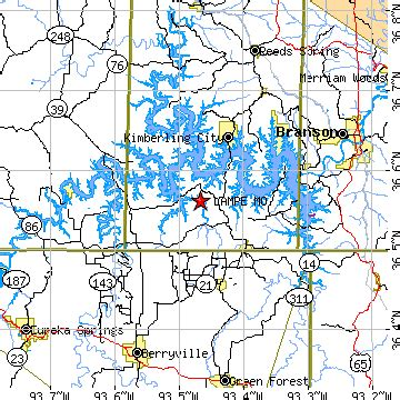 Table Rock Mo Lampe Missouri Mo Population Data Races Housing
