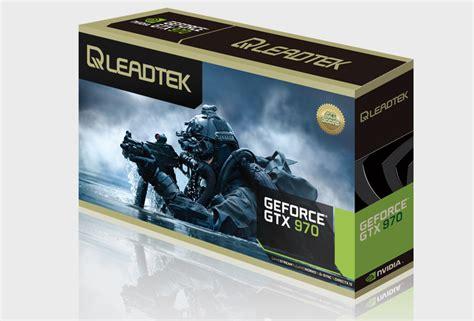 Nvidia Geforce Hurricane Gt960 Oc leadtek winfast geforce gtx 970 hurricane 4gb card