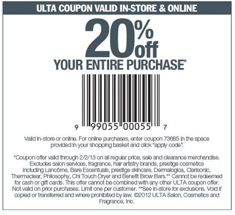ulta coupons promos coupon codes 2015 retailmenotcom ulta printable coupon 2017 2018 best cars reviews