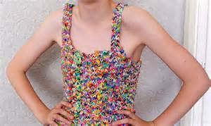 what would you bid on ebay for a dress made of loom bands