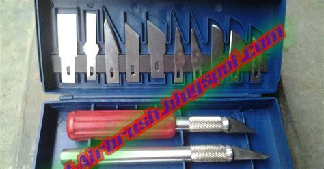 Peralatan Untuk Airbrush pisau cutting untuk airbrush cat airbrush