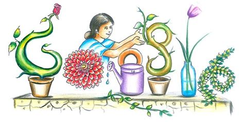 doodle competition india doodle for anvita telang from pune becomes