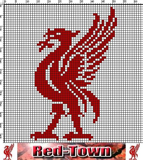 liverpool knitting patterns liverbird minecraft liverpool fc birds