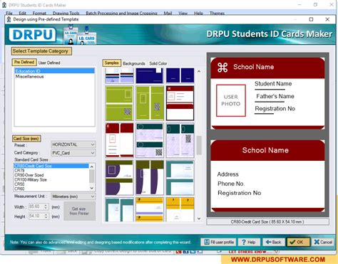 Drpu Id Card Design Software