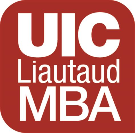 Uic Liautaud Mba by Uic Business