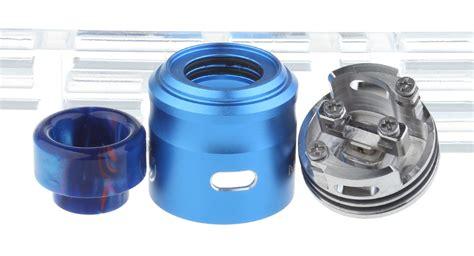 Authentic Wotofo Nudge Rda Blue 20 64 authentic wotofo nudge rda rebuildable
