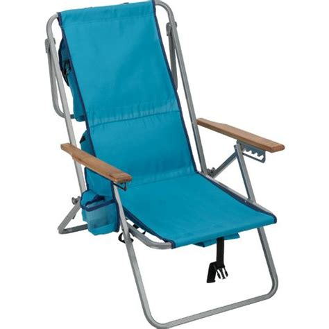 academy 5 position backpack chair with cooler