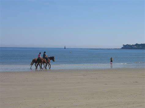 La plage de La Baule Escoublac   La Baule