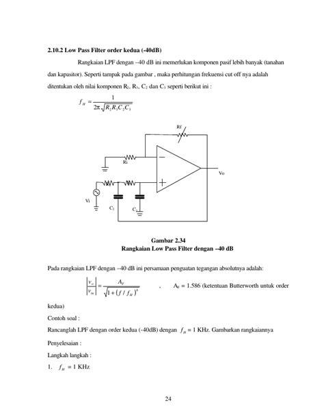 Contoh Soal Op Amp Inverting