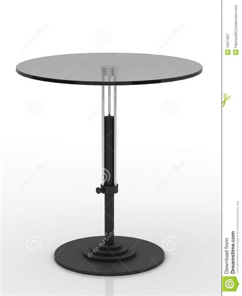 Telescopic Coffee Table Modern Telescopic Coffee Table Royalty Free Stock