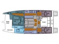 catamaran floor plans learn trimaran floor plans jsboat