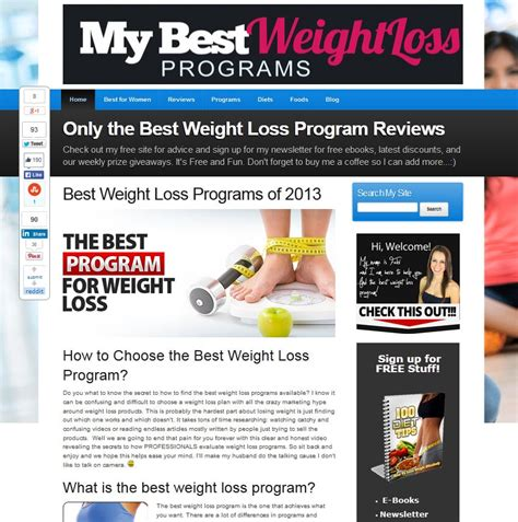 best weight loss program healthily lose weight fast part 7 number one weight loss