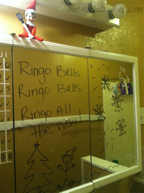 On The Shelf Bathroom by Just A Creativity Our On The Shelf Ringo