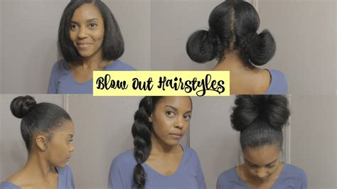 Blown Out Hairstyles by Out Hairstyles On Hair