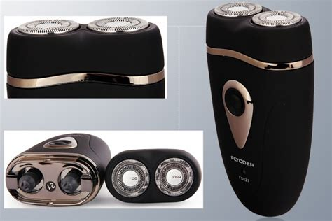 Pisau Cukur Elektrik Flyco Speed Xl 3 Fs361 flyco speed xl dual electric shaver pisau cukur elektrik fs821 black silver