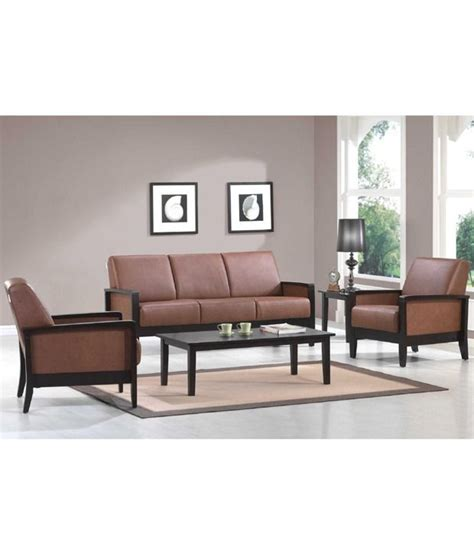 Godrej Sofa by Godrej Interio Encado Sofa Set Best Deals With Price