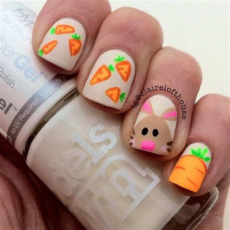 easter nail designs 10 easy and simple easter nail art designs crazyforus