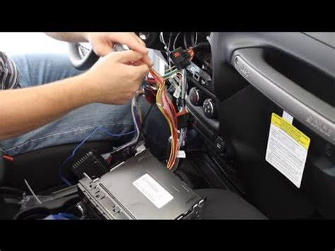 jeep wrangler bluetooth installation youtube